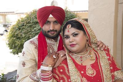 Sandeep & Palwinder