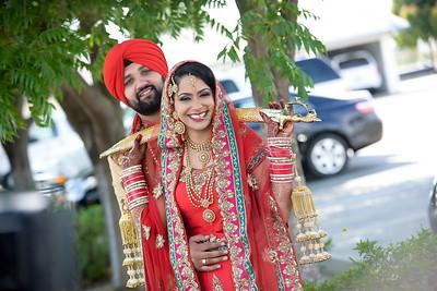 Simran  & Sadreena